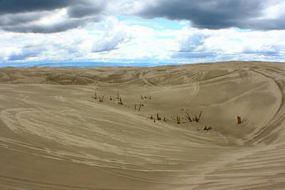 Photograph - Sand Dunes 2 by Jon Emery