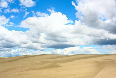 Photograph - Sand Dunes 4 by Jon Emery