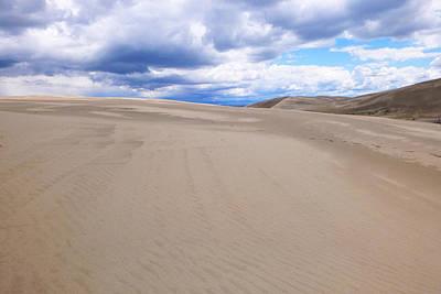 Photograph - Sand Dunes 6 by Jon Emery
