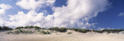 Sand Dunes, Cape Hatteras National Art Print by Panoramic Images