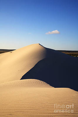 Photograph - Sand Dunes Eucla Western Australia by Colin and Linda McKie