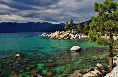 Sand Harbor Original