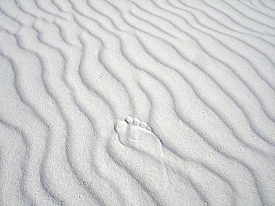 Photograph - Sand In My Toes by Charlie and Norma Brock