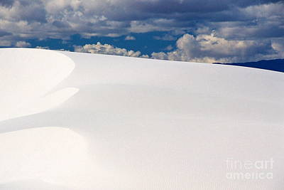Photograph - Sand Or Snow by Frank Townsley