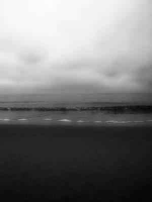 Photograph - Sand Sea Sky Dream by Joseph Hedaya