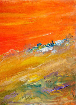 Painting - Sand Slide by Tonya Schultz