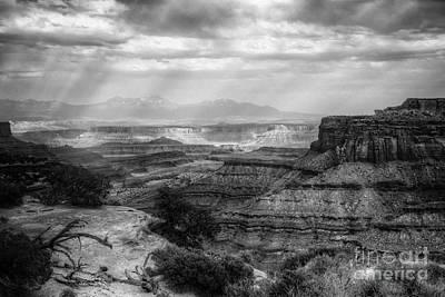 Photograph - Sand Storm by David Waldrop