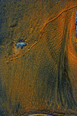 John Potter Photograph - Sand Surf And Stone by John Potter