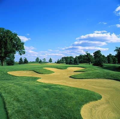 Nude bogy art golf landscape son kept