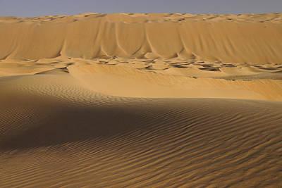 Photograph - Sandfall by Michele Burgess