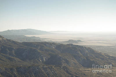 Photograph - Sandia Peak Dreamy View by Andrea Hazel Ihlefeld