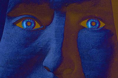 Sandman Art Print by Richard Farrington