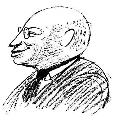 Sandor Ferenczi (1873-1933) Art Print by Granger