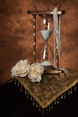 Freshwater Pearls Photograph - Sands Of Time by Bobbie Climer