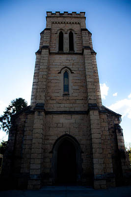 Photograph - Sandstone Church by Carole Hinding