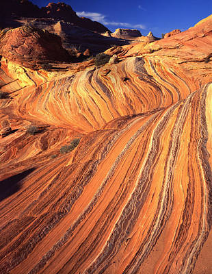 Photograph - Sandstone Highway by Ray Mathis