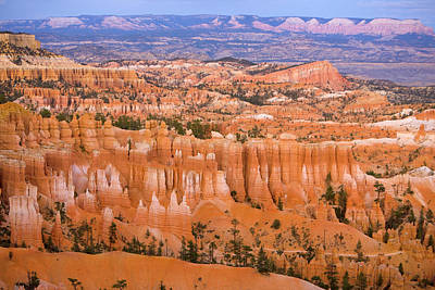 Photograph - Sandstone Hoodoos Bryce Canyon Natl Park by