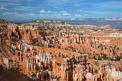Red Sandstone Photograph - Sandstone Hoodoos by Jim West