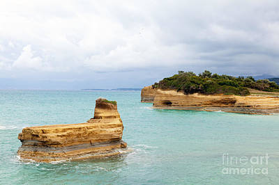 Photograph - Sandstone Island by Paul Cowan