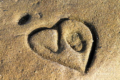 Photograph - Sandstone Love by Pamela Walrath