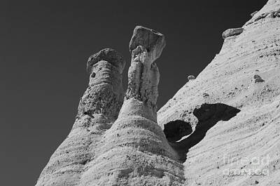 Photograph - Sandstone Spires by David Gordon