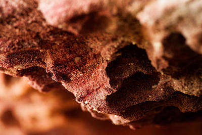 Photograph - Sandstone Up Close by Haren Images- Kriss Haren