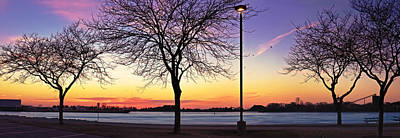Photograph - Sandusky Ohio - Shelby Street Boat Launch - Sunset by Shawna Rowe