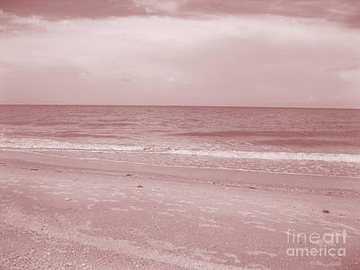 Photograph - Sandy Beach View  by Oksana Semenchenko