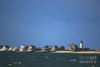 Photograph - Sandy Neck Light by Amazing Jules