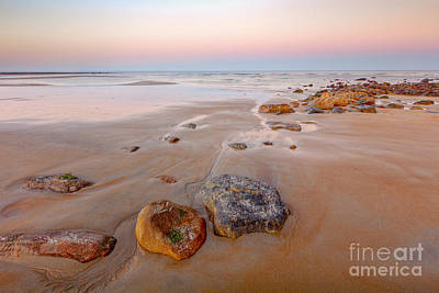Photograph - Sandy Point Sunset by Susan Cole Kelly
