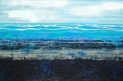 Painting - Sanften Wellen by Elizabeth Langreiter
