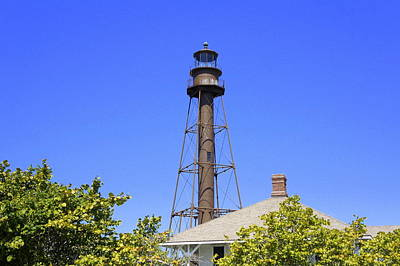 Photograph - Sanibel Light by Laurie Perry