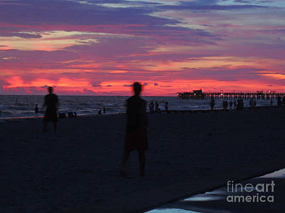 Photograph - Sanibel Twilight by Jeff Breiman