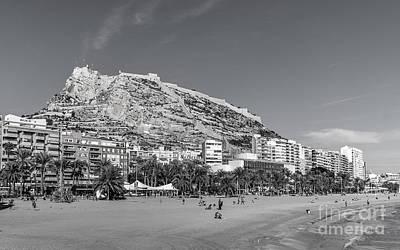 Photograph - Santa Barbara by Eugenio Moya