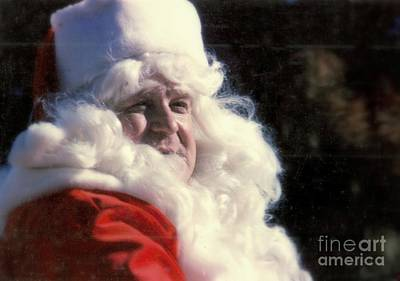Photograph - New Orleans Santa Claus John Goodman In Louisiana by Michael Hoard