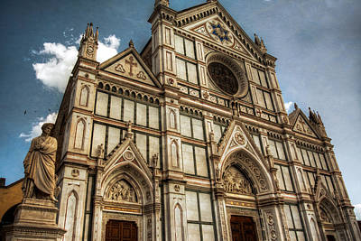Photograph - Santa Croce by Natasha Bishop
