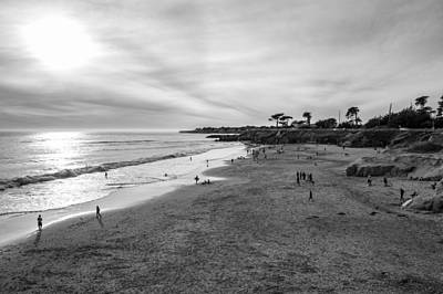 Photograph - Santa Cruz Its Beach Afternoon by Priya Ghose