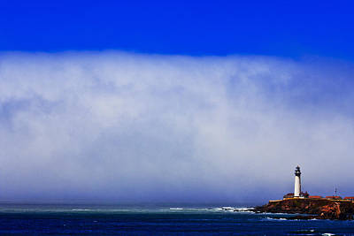 Photograph - Santa Cruz Lighthouse by John McGraw