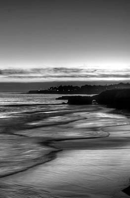 White Steamer Photograph - Santa Cruz by Michael Breshears
