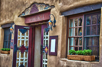 Photograph - Santa Fe Nm 1 by Ron White