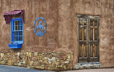 Photograph - Santa Fe Nm 2 by Ron White