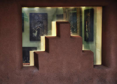 Photograph - Santa Fe Nm 5 by Ron White