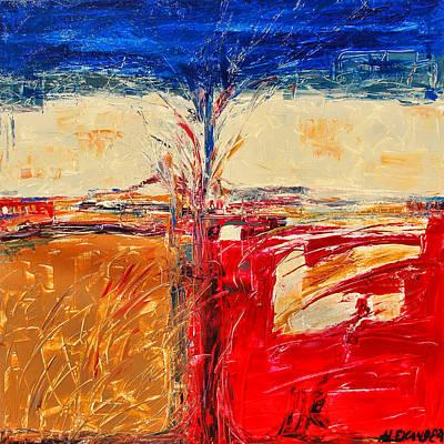 Painting - Santa Fe Obsession  by Alexandra Jordankova