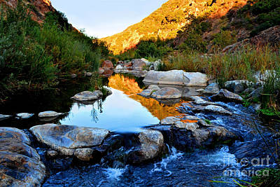 Photograph - Santa Margarita River by Third Eye Perspectives Photographic Fine Art