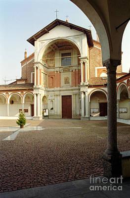 Santa Maria Nuova Art Print