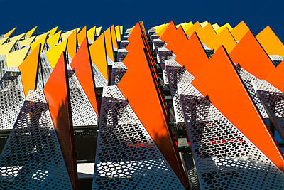 Photograph - Santa Monica Parking by Michael Hope