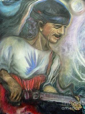 Pastel - Santana by L Cecka