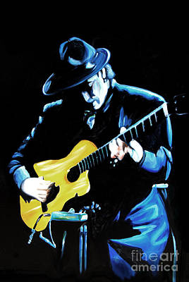 Painting - Santana by Nancy Bradley