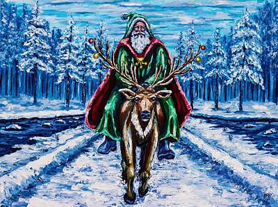 Santa's Excursion  Original