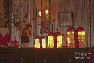 Photograph - Santa's Gifts by Terri Waters